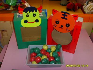 幼儿园环境布置装饰图片 动手创作幼儿园区角区域装饰
