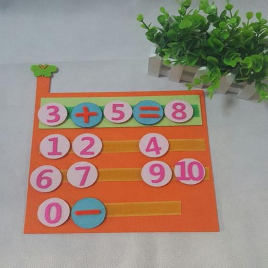 幼儿园自制玩教具手工制作打电话玩教具